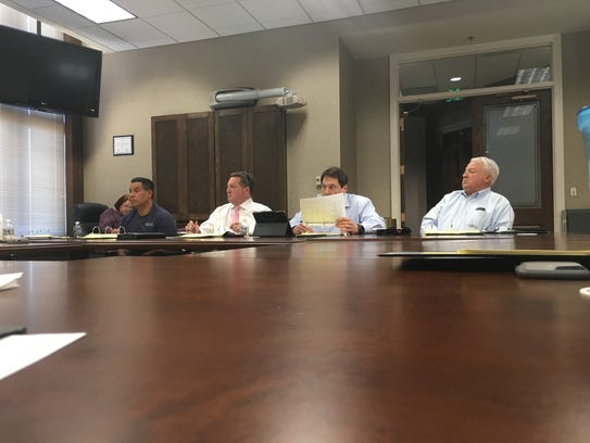 Day 1 of Montgomery County budget hearings was Monday.