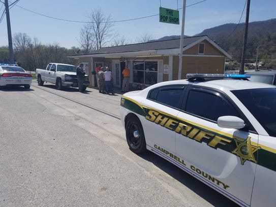"""The Campbell County Sheriff raided a """"pop-shop"""" in LaFollette for an alleged EBT scam."""