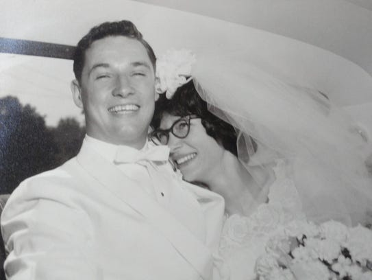 Dennis and Marge Liebe were married for 53 years after