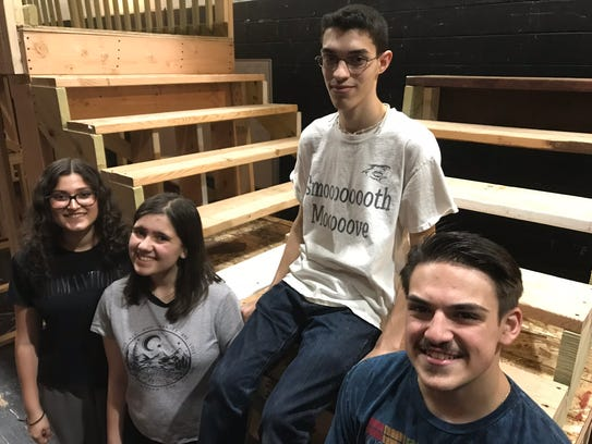 """Mahopac High School presents """"The Addams Family""""; 7"""