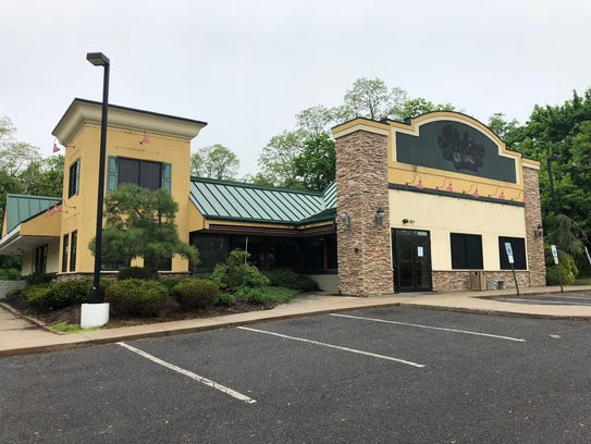 Perkins Restaurant & Bakery on Route 35 and the building