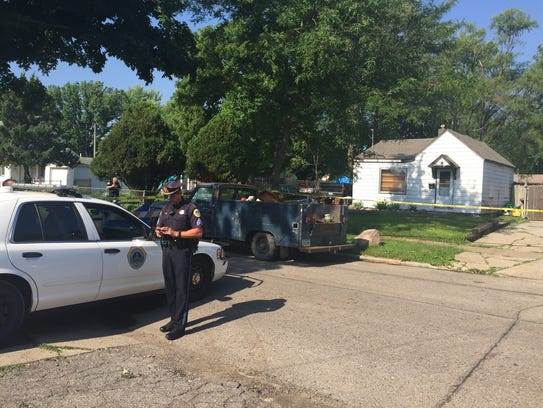 Des Moines police investigate a suspicious death in