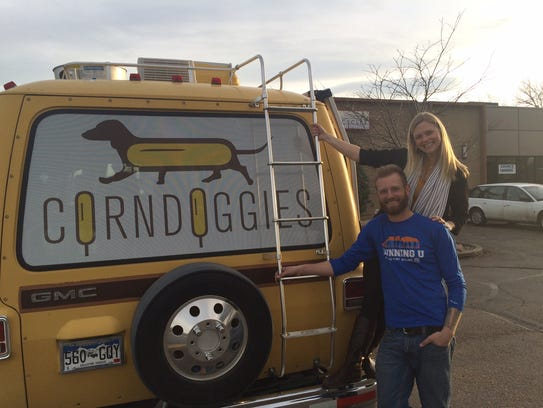 Odell Brewery Food Truck