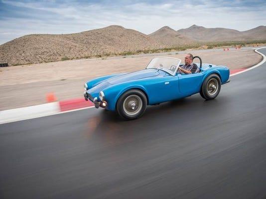 1962 Cobra 289 roadster - CSX 2000