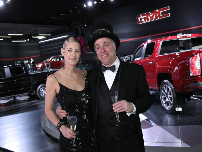 2016 Detroit Auto Show Charity Preview: Gallery 3