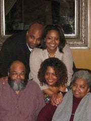 The last time the whole Gragg family was together was