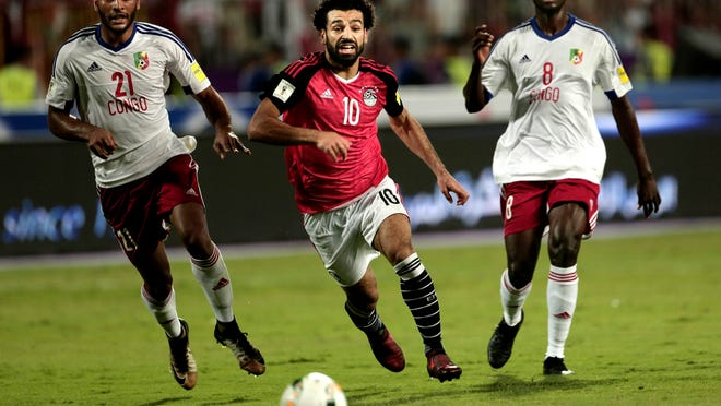 Mo Salah took the Premier League by storm this season. Can he do the same for Egypt at the 2018 World Cup?