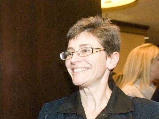 Vermont Human Resources Commissioner Beth Fastiggi,