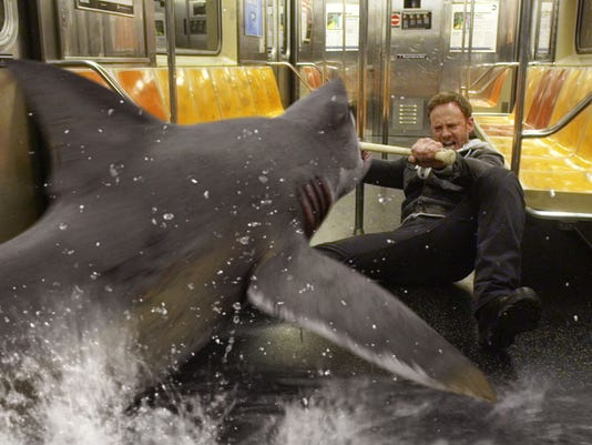 AP TV-SHARKNADO 2 A ENT USA NY