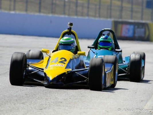 Race cars 1