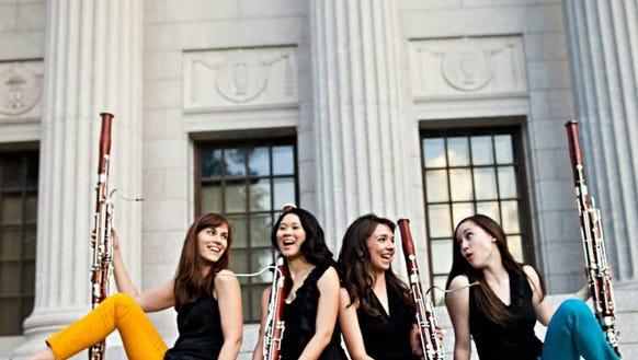 Breaking Wind Bassoon Quartet