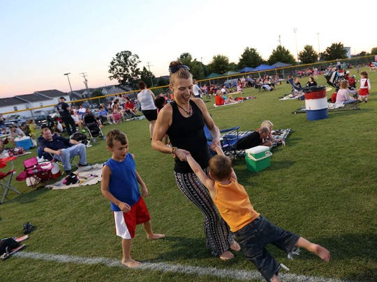 La Vergne hosts a Fourth of July celebration at Veterans
