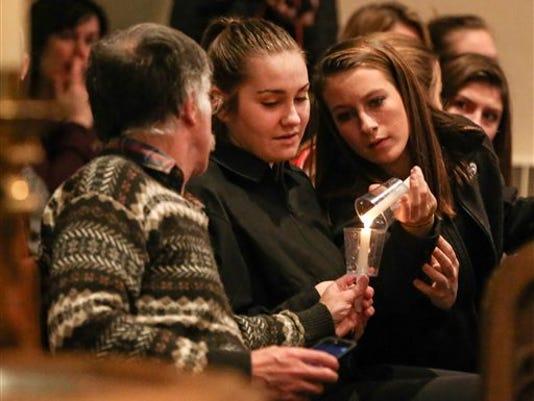 Home Shootings-Pennsylvania-Vigil