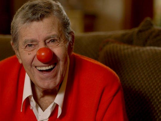 """""""Jerry Lewis: The Man Behind the Clown"""" screens Feb. 19 during the Jewish Film Festival."""