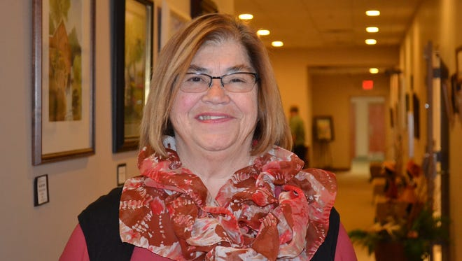 United Way of Ottawa County has evolved around Chris Galvin since she first became its Area Director 23 years ago. From its simple beginnings as a referral service for locals needing assistance it has grown into a many-branched outreach that helps hundreds in the community each year.
