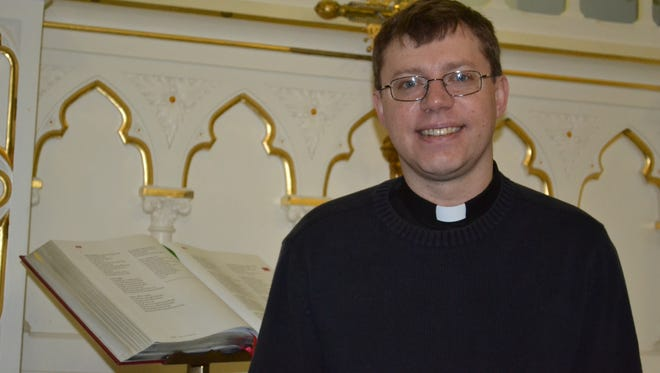Pastor Matthew Wheeler will be installed as the new pastor of St. John's Lutheran Church in Fremont on Feb. 5. Wheeler was drawn to the church by the sense of community and outreach he felt in the congregation and the LIFT church cooperative.