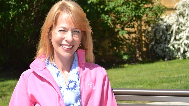 Lisa Young's faith has taught her to enjoy life more now than before her multiple sclerosis diagnosis.