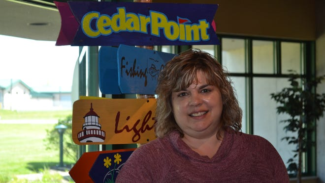 This is the third year Mary Ann Snider has organized the Port Clinton Area Community-Wide Yard Sale Days. This year's event falls on May 26-29.