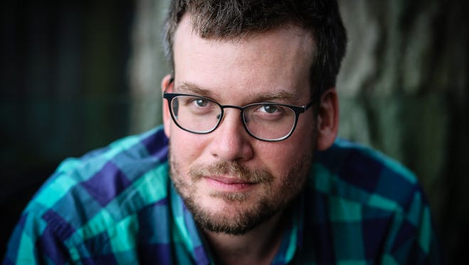 """""""Turtles All the Way Down"""" is the upcoming novel by Indianapolis author John Green."""