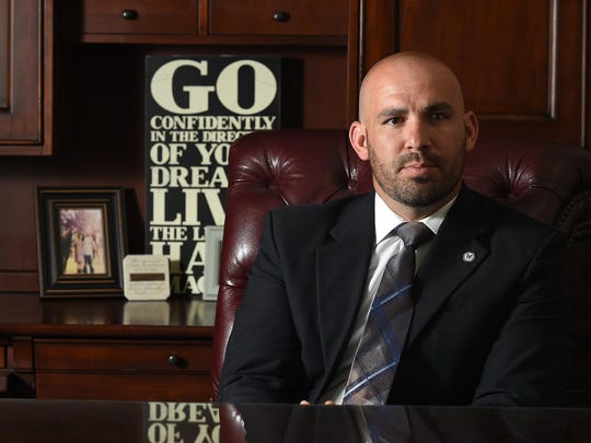 Dr. Jake Long, new superintendent of Mountain Home Public Schools, talks about his vision for the school district during an interview with The Baxter Bulletin.