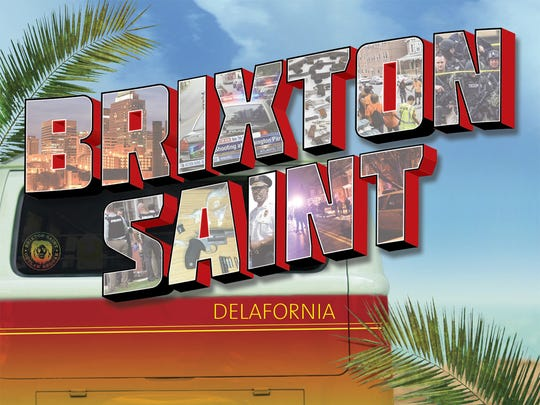 "Brixton Saint's ""Delafornia"" will be available at the band's CD release show at Kelly's Logan House in Wilmington Friday night. It is also available on iTunes."
