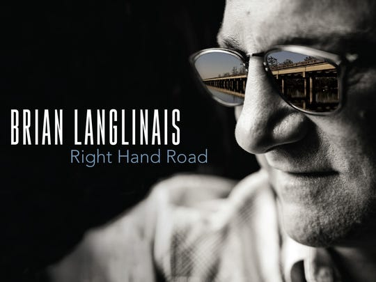 """Right Hand Road"" contains six original songs penned by Brian Langlinais and guitarist D. L. Duncan."