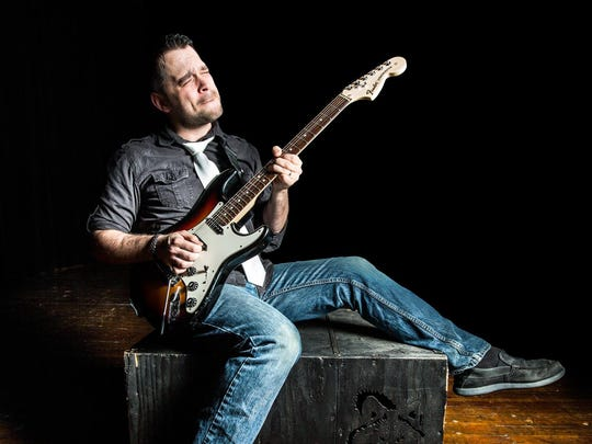 Blues rocker Gabriel Cox will play 8 to 9:30 p.m. Friday, May 5, at Cinco de Micro Brewfest.