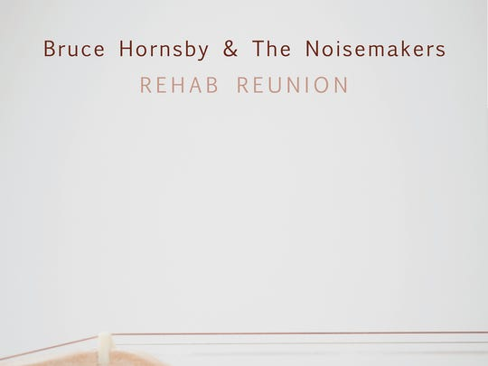 """""""Rehab Reunion"""" is the latest form Bruce Hornsby and"""