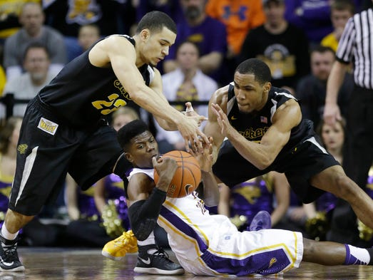 No. 2 Wichita State 82, Northern Iowa 73