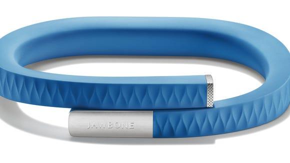 Jawbone bracelet.