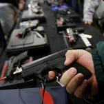 File photo: Gun and knife show.