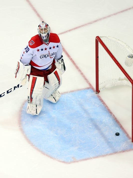 USP NHL: STANLEY CUP PLAYOFFS-WASHINGTON CAPITALS S HKN USA NY