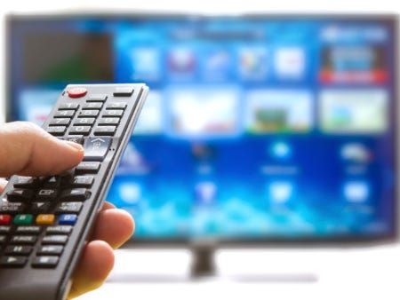 If companies update or change services, it can affect the value of your smart TV.