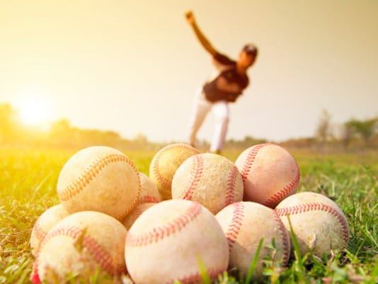 STOCKIMAGE-baseball