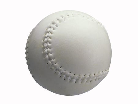 Illustration: Softball