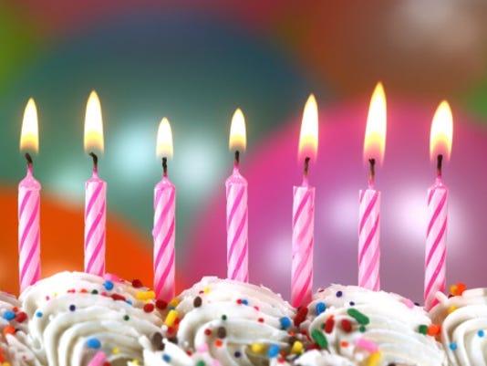 Leap Year Bday Cake