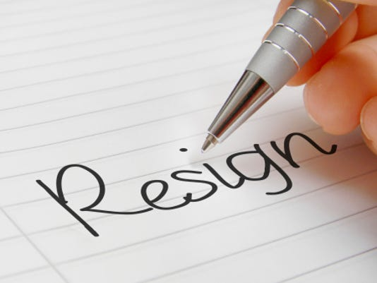 STOCKIMAGE-Resign