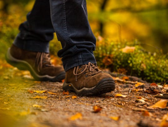 Take the chance to walk or run on the Dodge Preserve