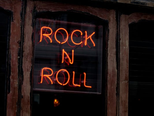 #stockphoto Rock and Roll Stock Photo