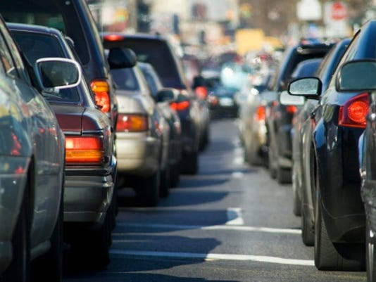 Nashville traffic report