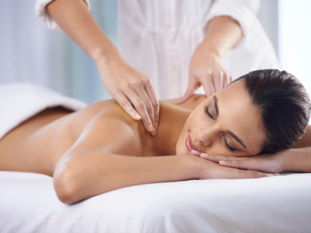 60 minute Massage, with a 60 minute Infrared Sauna Session normally $120 for $96.
