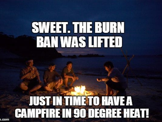burn meme