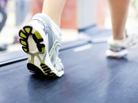The researchers found that the average obese woman gets the equivalent of about one hour of exercise a year. For men, it's 3.6 hours a year.