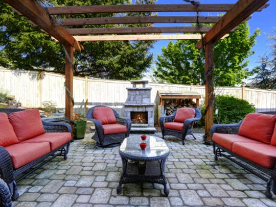 Deals on outdoor furniture typically hit soon after summer ends.