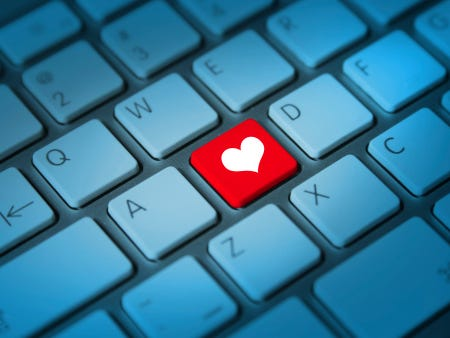 A Google search can help you navigate the online dating scene.