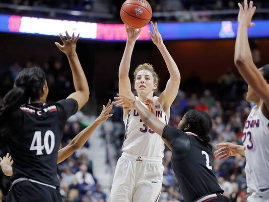 USP NCAA WOMENS BASKETBALL: AAC CONFERENCE TOURNAM S BKW USA CT