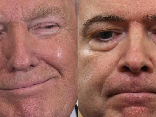 FILES-COMBO-US-POLITICS-INTELLIGENCE-RUSSIA-COMEY