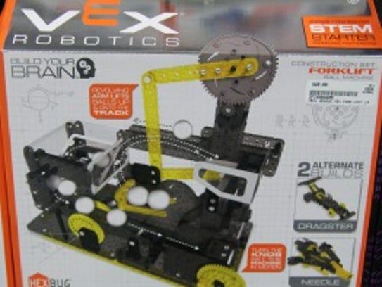 For kids: Vex Robotics