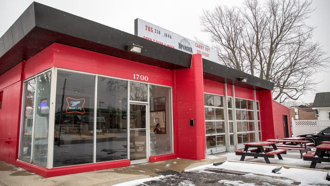 RP's Pizza at 1700 N. Wheeling Ave. offers handmade pizza, subs and more mixed with a relaxed atmosphere. The restaurant plans to capture traffic from all over Muncie with the centralized location at Centennial and Wheeling.