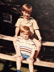 Photo of Prince William and Prince Harry from their